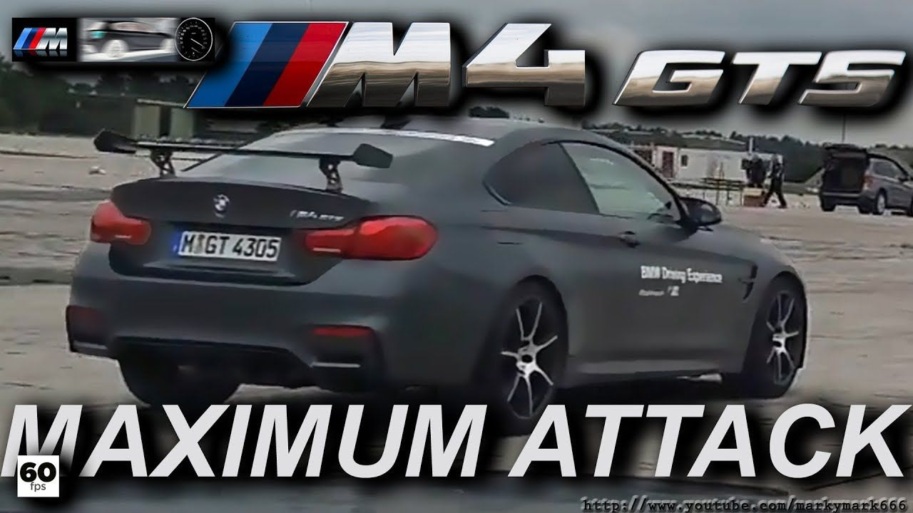 Bmw M4 Gts Driven By Dtm Champion Marco Wittmann At The Limit On The Maisach Airport Racetrack During The Celebration Of 40 Yea M4 Gts Visiting Bollywood Songs