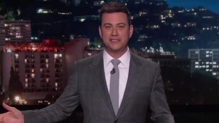 Jimmy Kimmel addresses Dennis Quaid's viral temper tantrum http://dai.ly/x2ms2q7/164357