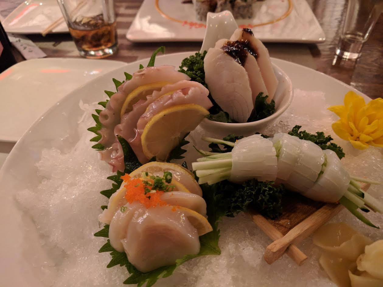 Japanese octopus porn this