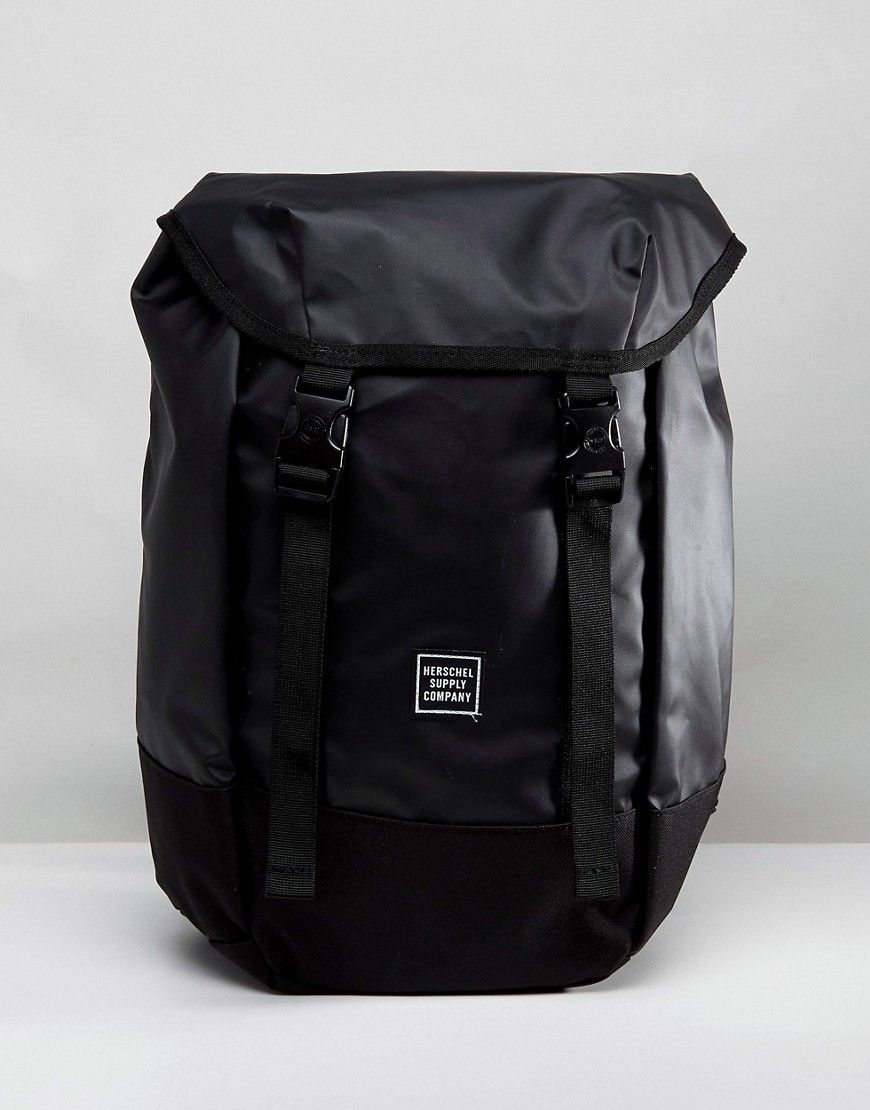 fda78c66c9c6 HERSCHEL SUPPLY CO IONA BACKPACK STUDIO COLLECTION 24L - BLACK.   herschelsupplyco  bags  lining  backpacks