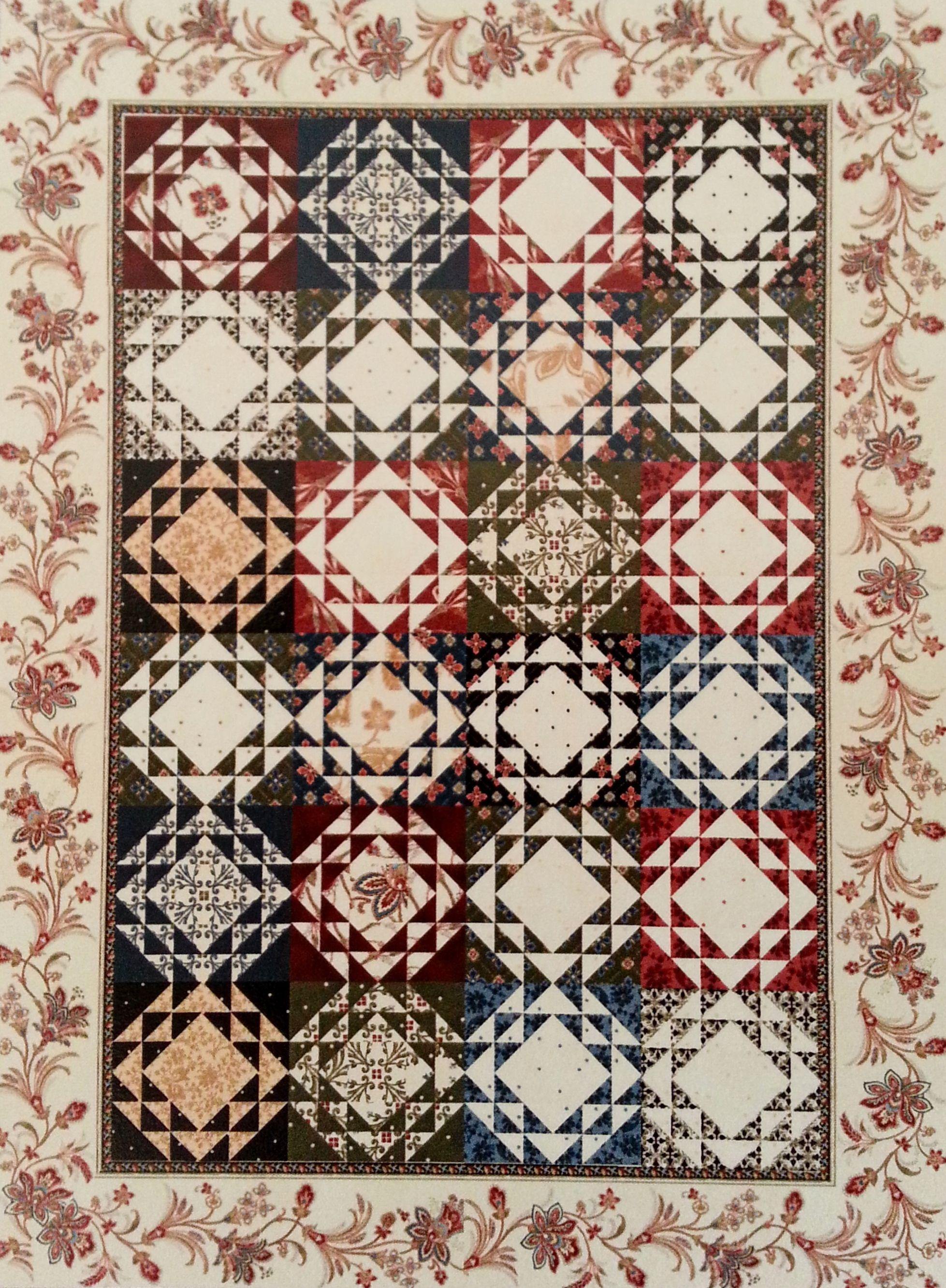Open Gate Quilts Echo Quilt Patterns Amp Kits Quilt