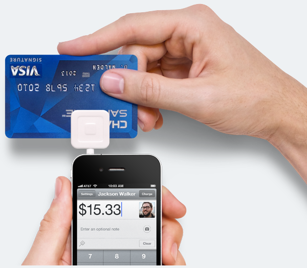 Just ordered mine run your own business out of your home this is square credit card reader and payment system elegant easy credit card payments for anyone reheart Choice Image