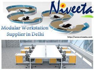 Find Best Modular Workstation Supplier In Delhi NCR