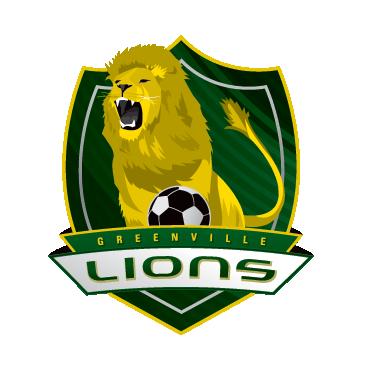 Soccer Logo Design For Greenville Lions Club Soccer Soccerlogodesign Soccercrest Soccerlogo Soccer Basketball Logo Design Football Logo Design Soccer Logo