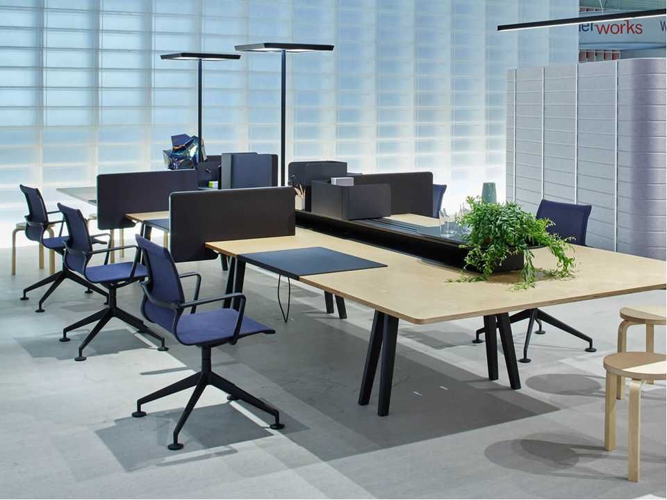 vitra physix office swivel chair and conference chair