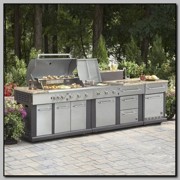 Master Forge Grill Modular Google Search Modular Outdoor Kitchens Outdoor Kitchen Sink Outdoor Kitchen Kits