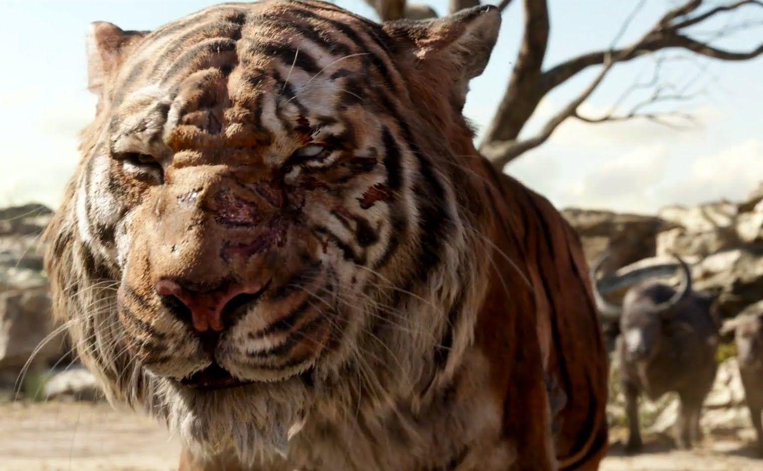 o the jungle book movie clip shere khan intro 2016