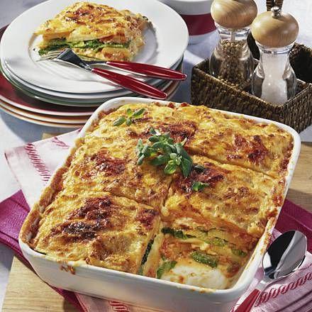 Wirsing-Kartoffel-Lasagne Rezept | LECKER #potatopancakesfrommashedpotatoes