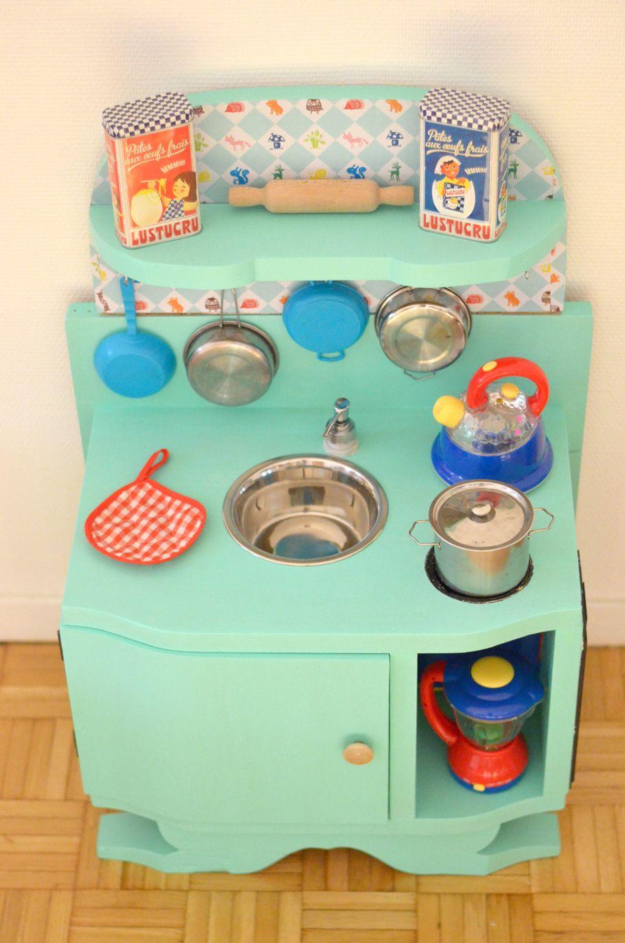 diy r cup 39 upcycling fabriquer une cuisine en bois enfant blog diy pinterest cuisine. Black Bedroom Furniture Sets. Home Design Ideas