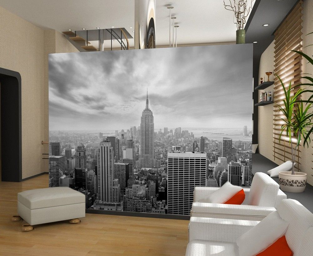 Papier Peint Panoramique Ville New York Panoramique Deco
