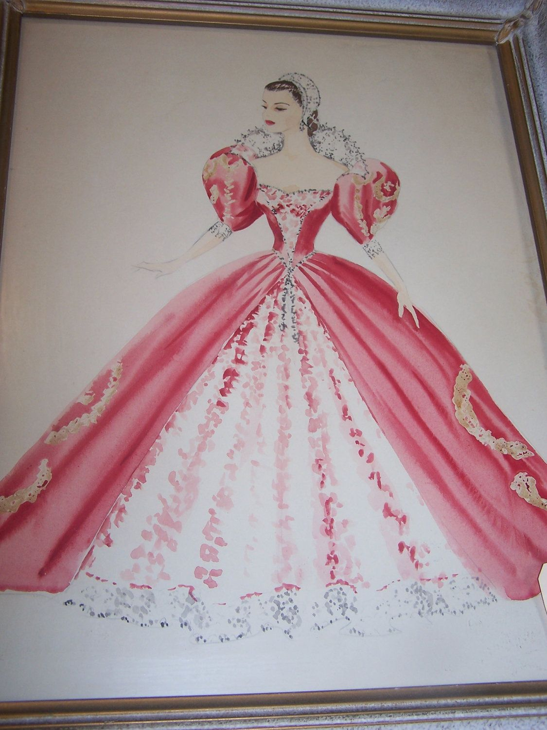 Pin By Rebecca Brown On Get Crafty Victorian Gowns Pink Ball Gown Victoria Costume [ 1500 x 1125 Pixel ]