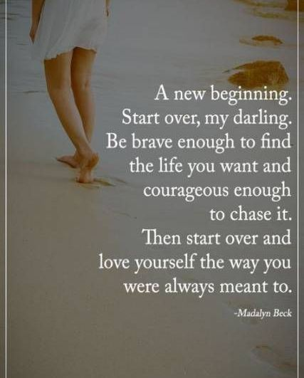 190 New Beginning Quotes for Starting Fresh in Life