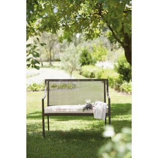 Rimini Garden Bench Set From Homebase Co Uk F U R N I T U R E