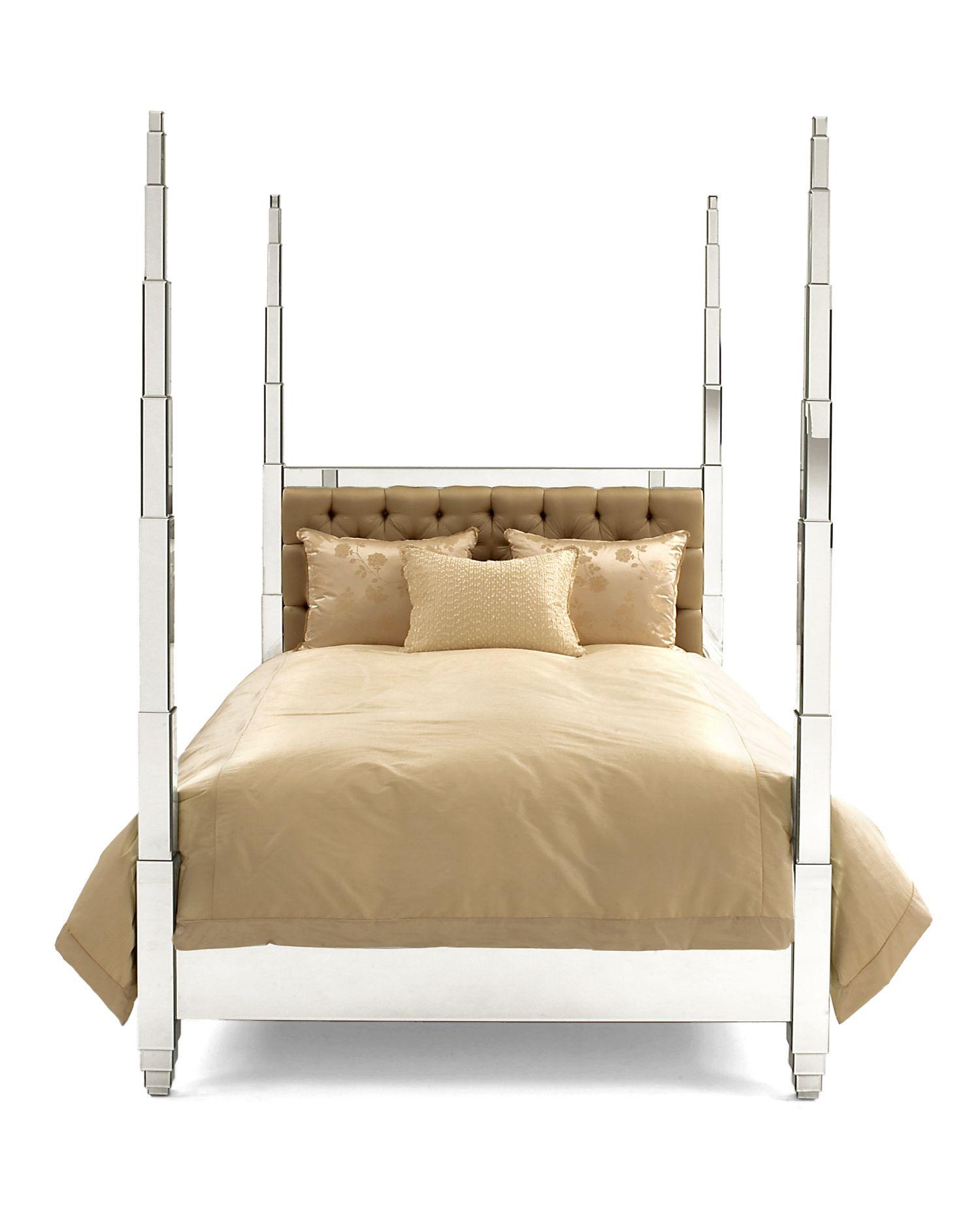 Prism Bed Dering Hall Queen Bed Frame Bed Frame Transitional Decor