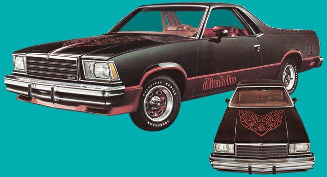 1978 82 gmc diablo retro cars dream cars chevrolet pinterest