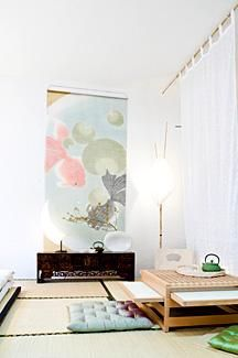 I love the simplicity and cleanness of Japanese inspired design