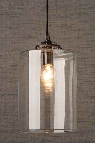 Gl Cylinder Pendant Light With Vintage Ings Bring A Glamorous Feel To Your Home Decor Comes Matching Ceiling Fitment