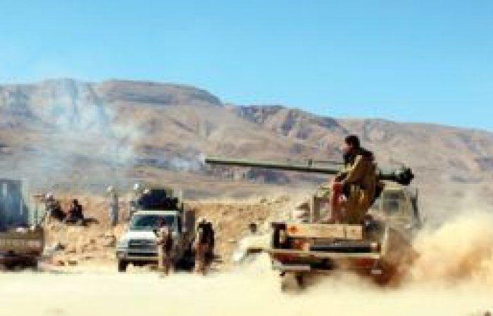 اخبار يمنية عاجلة - مقتل 9 حوثيين وإصابة 5 من القوات المسلحة بمواجهات في تعز
