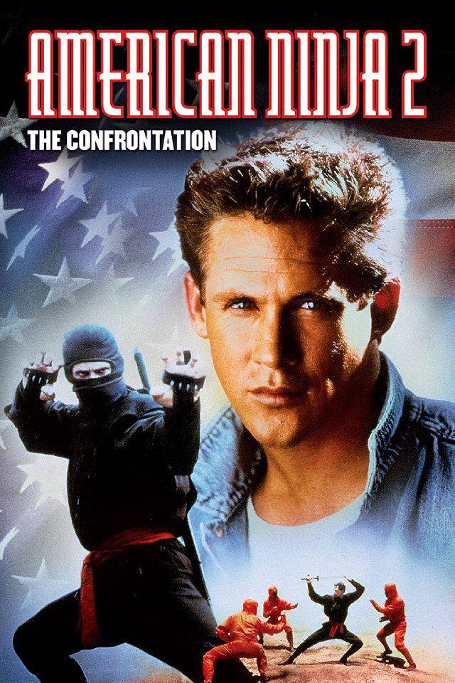 American Ninja 2 etc. w/ Michael Dudikoff & David Bradley ...