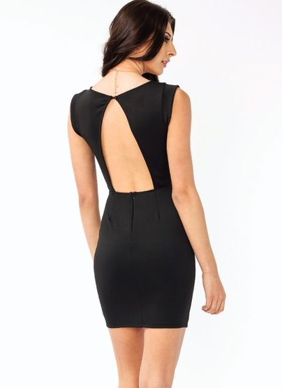 Highlight your dangerous curves in this stretchy, unlined peplum dress.