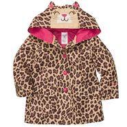 Hooded Kitty Rain Jacket