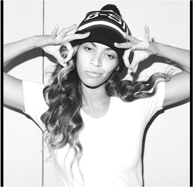 2fb647fdabd Beyonce Imagery  Double A-ok 666 hand signs