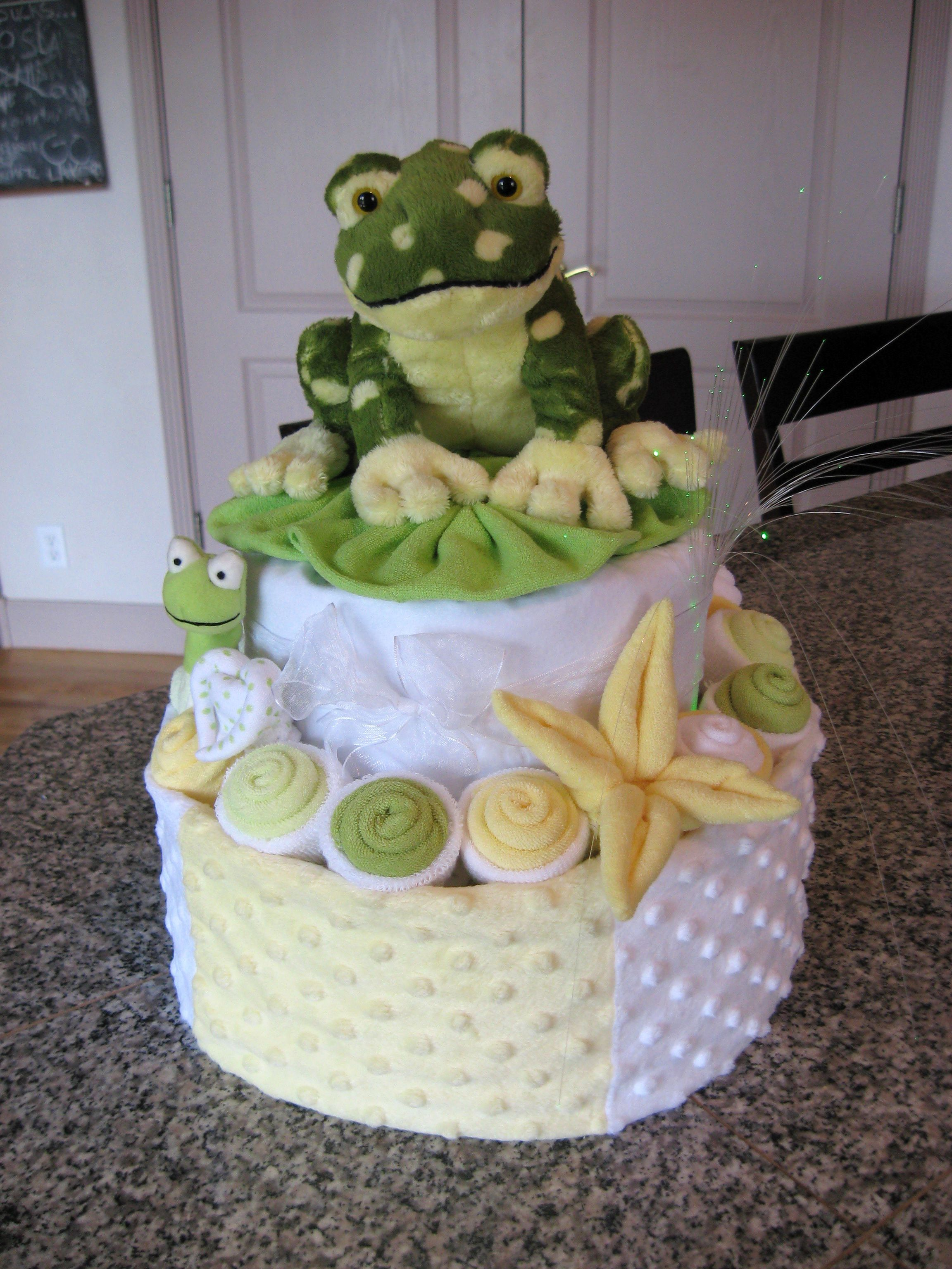 Easy Diaper Cake Instructions Inspirations For Your Next Baby Shower Enjoy The