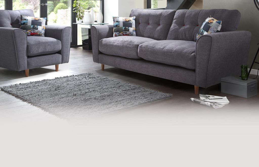 4 Seater Sofa Beckett Dfs Furniture Deluxe Sofas Fabric Sofa