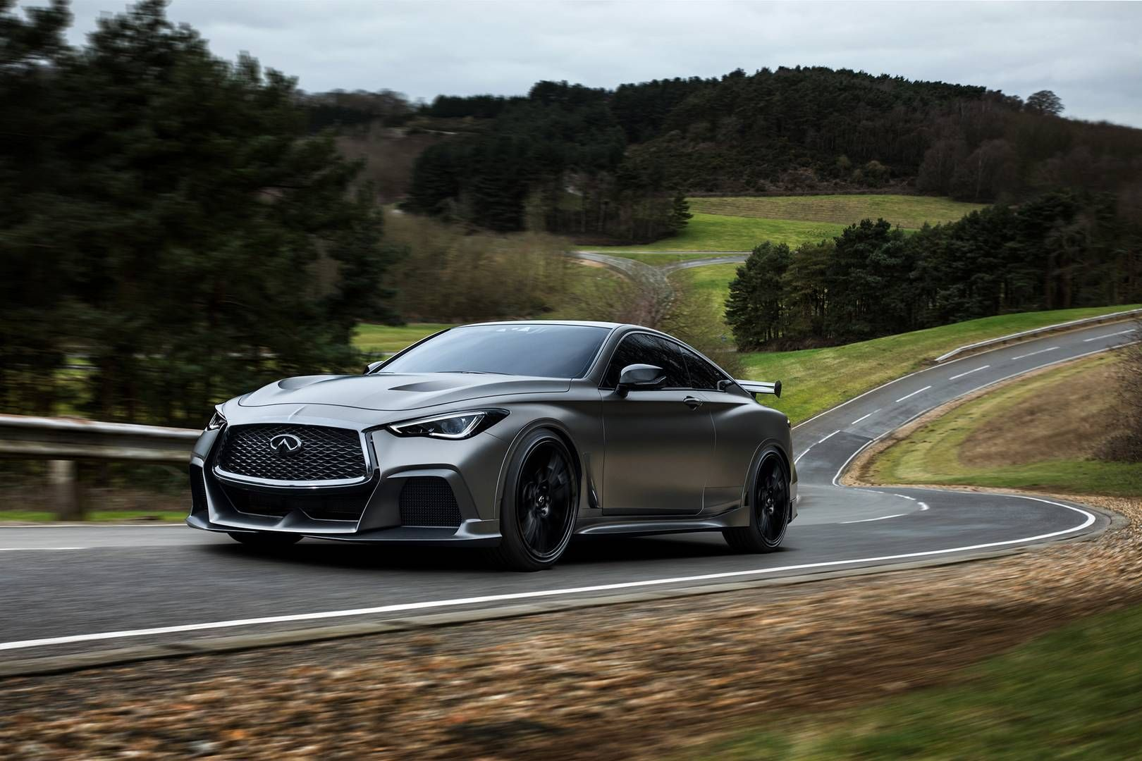 Official Infiniti Project Black S With F1 Ers Tech Gtspirit