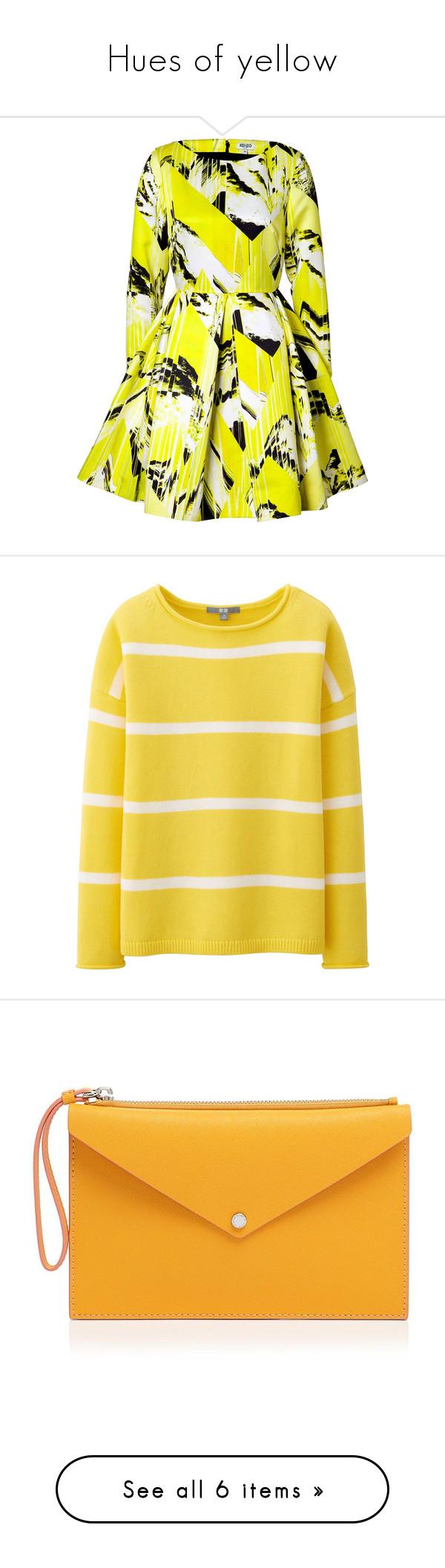 Hues of yellow