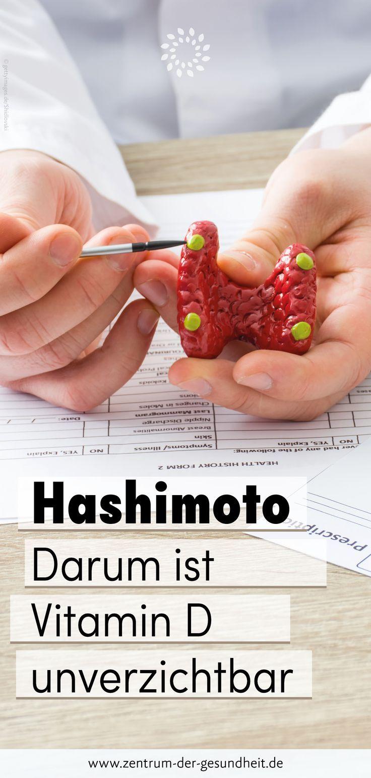 Photo of Vitamin D bei Hashimoto: Darum ist es unverzichtbar