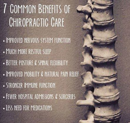 Chiropractic 101 Who Needs It Why Do I Need It Benefits Of