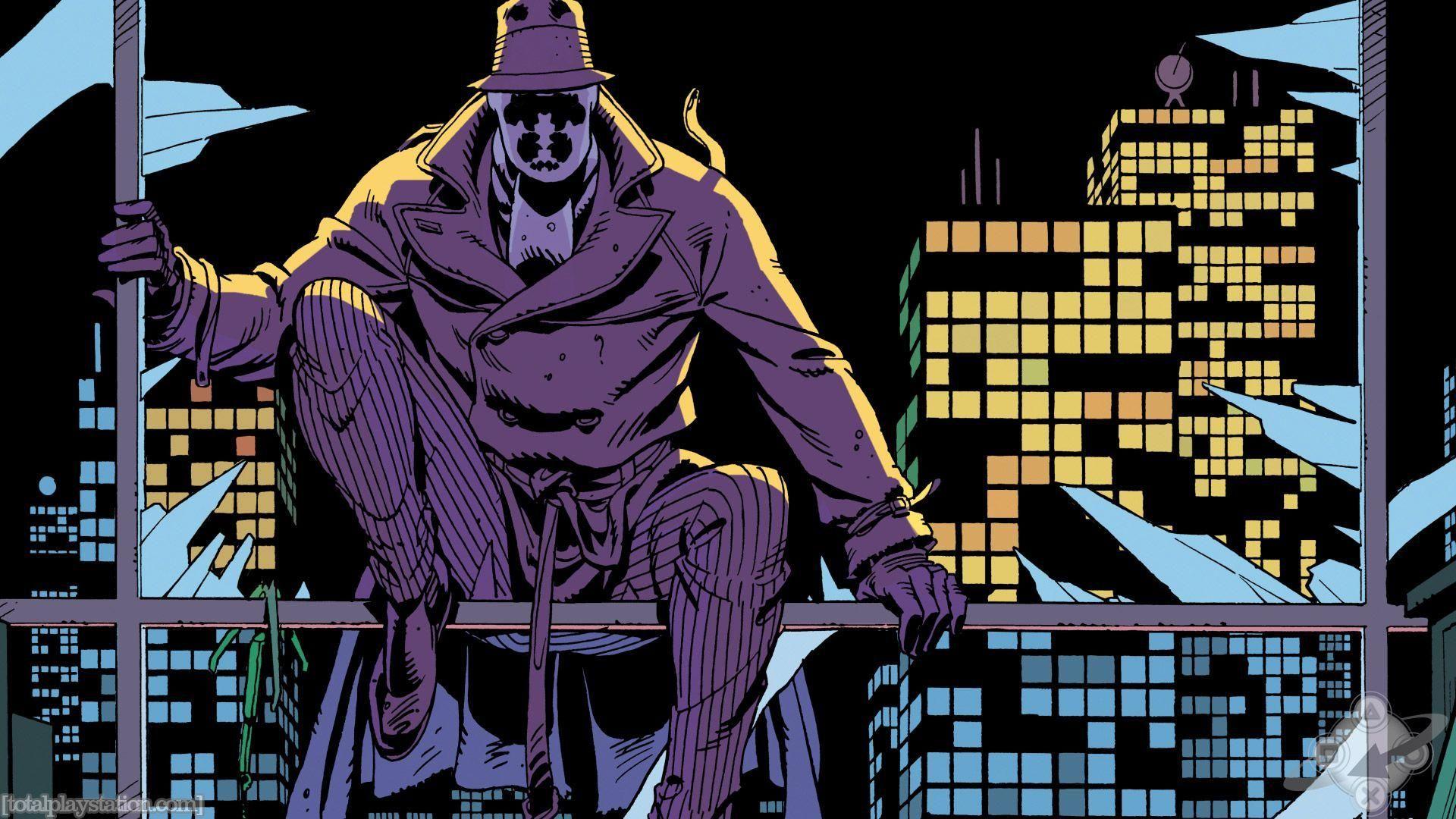 The Watchmen Wallpaper Wallpapers 2020 Rorschach Watchmen Rorschach Watchmen