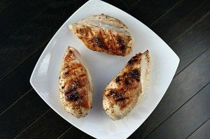BBQ Garlic chicken