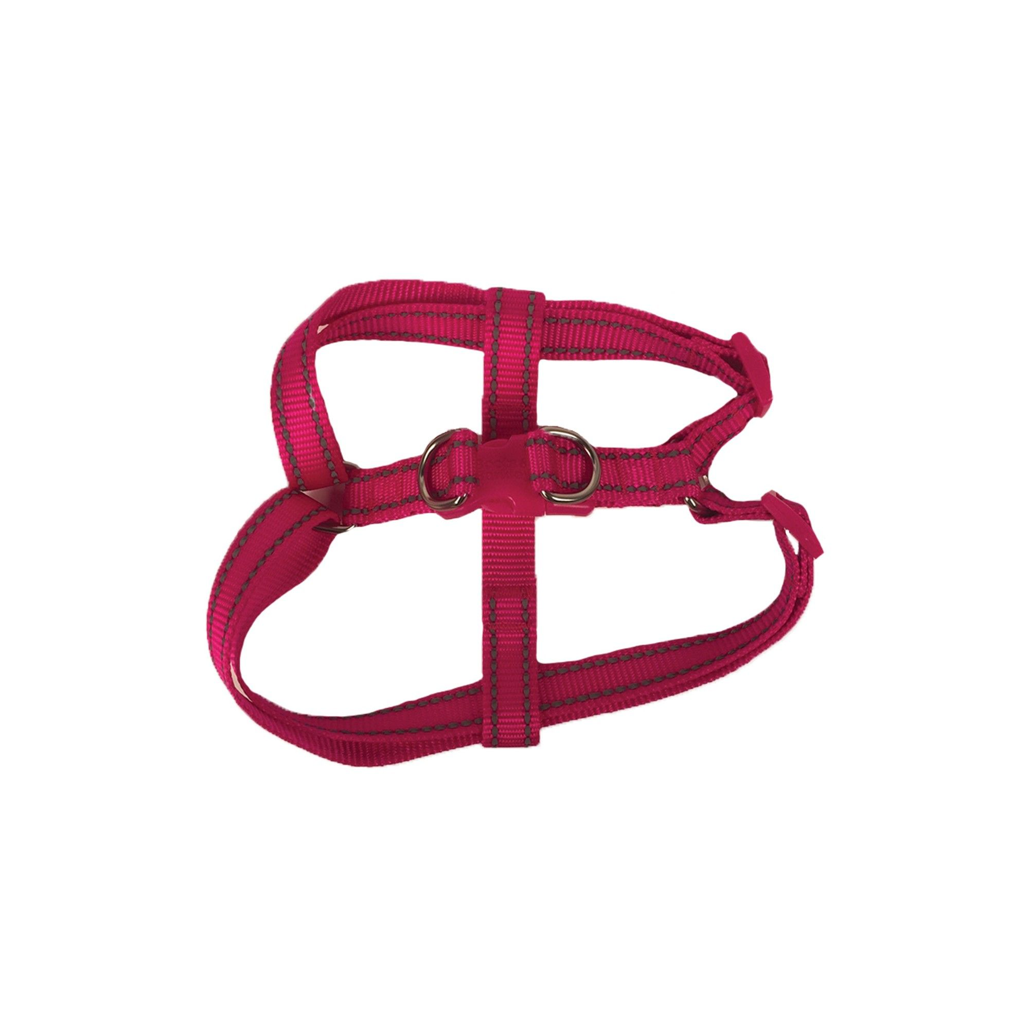 Core Reflective Step In Dog Harness Pink L Boots Barkley
