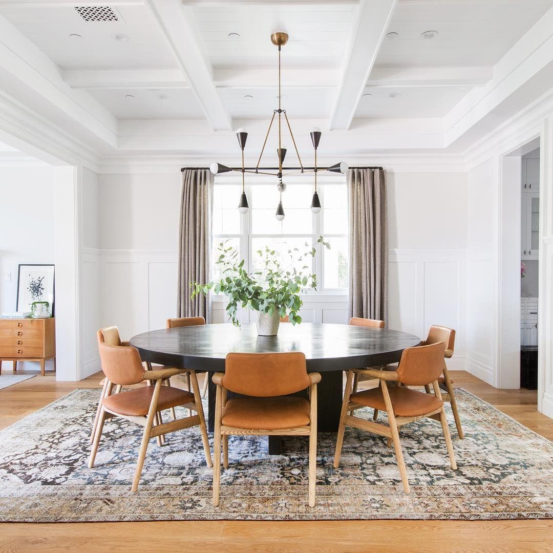 Mid Century Dining Room Designs: Mid Century Modern