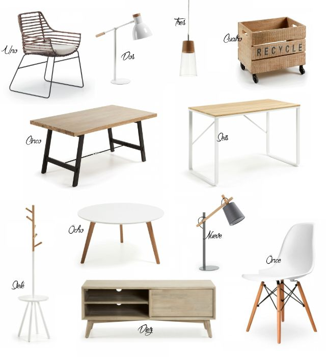 una casa envidiable compras mobiliario nrdico la garbatella blog de decoracin de estilo nrdico - Muebles Nordicos Baratos