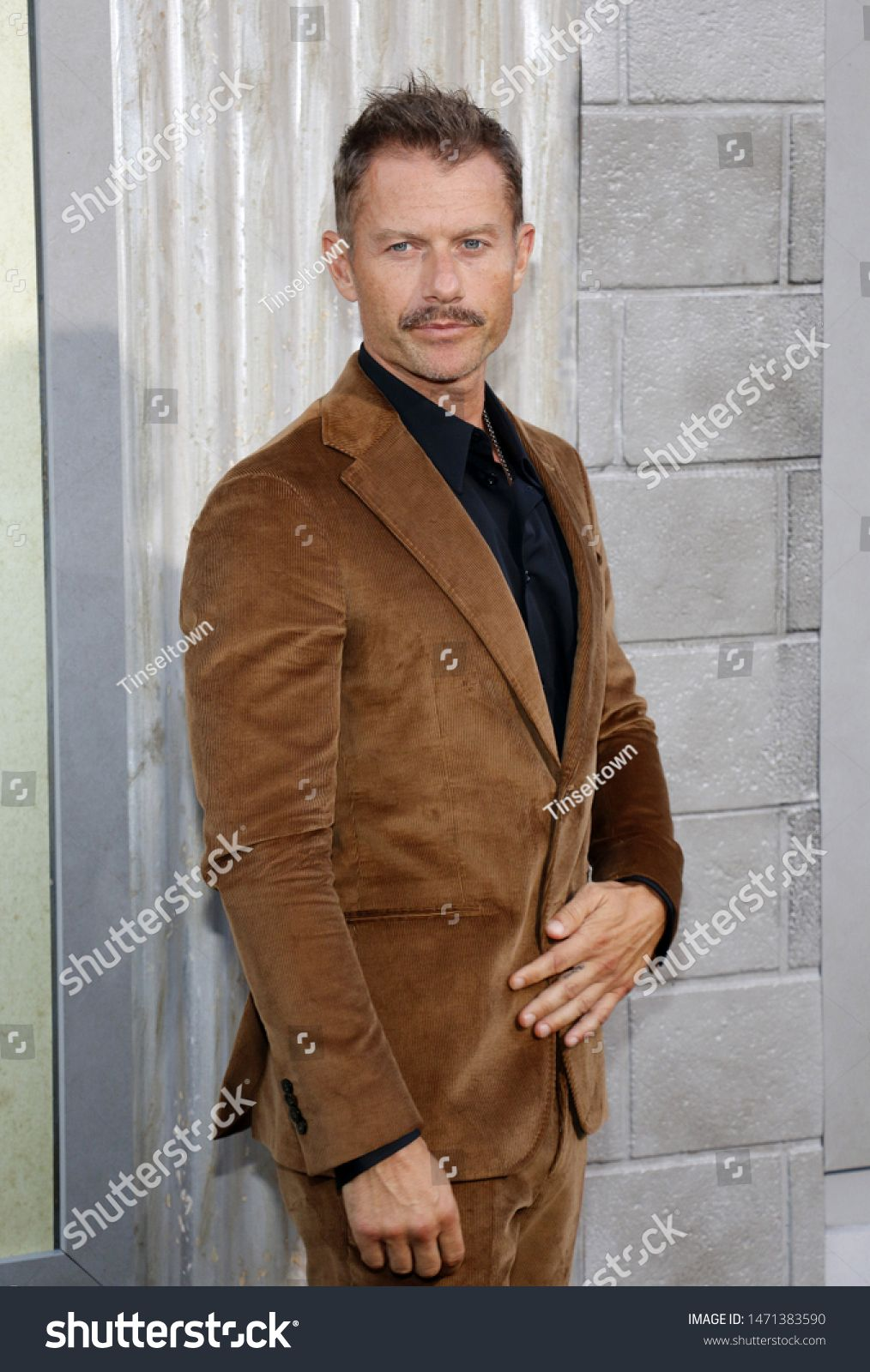 James Badge Dale at the Los Angeles premiere of 'The