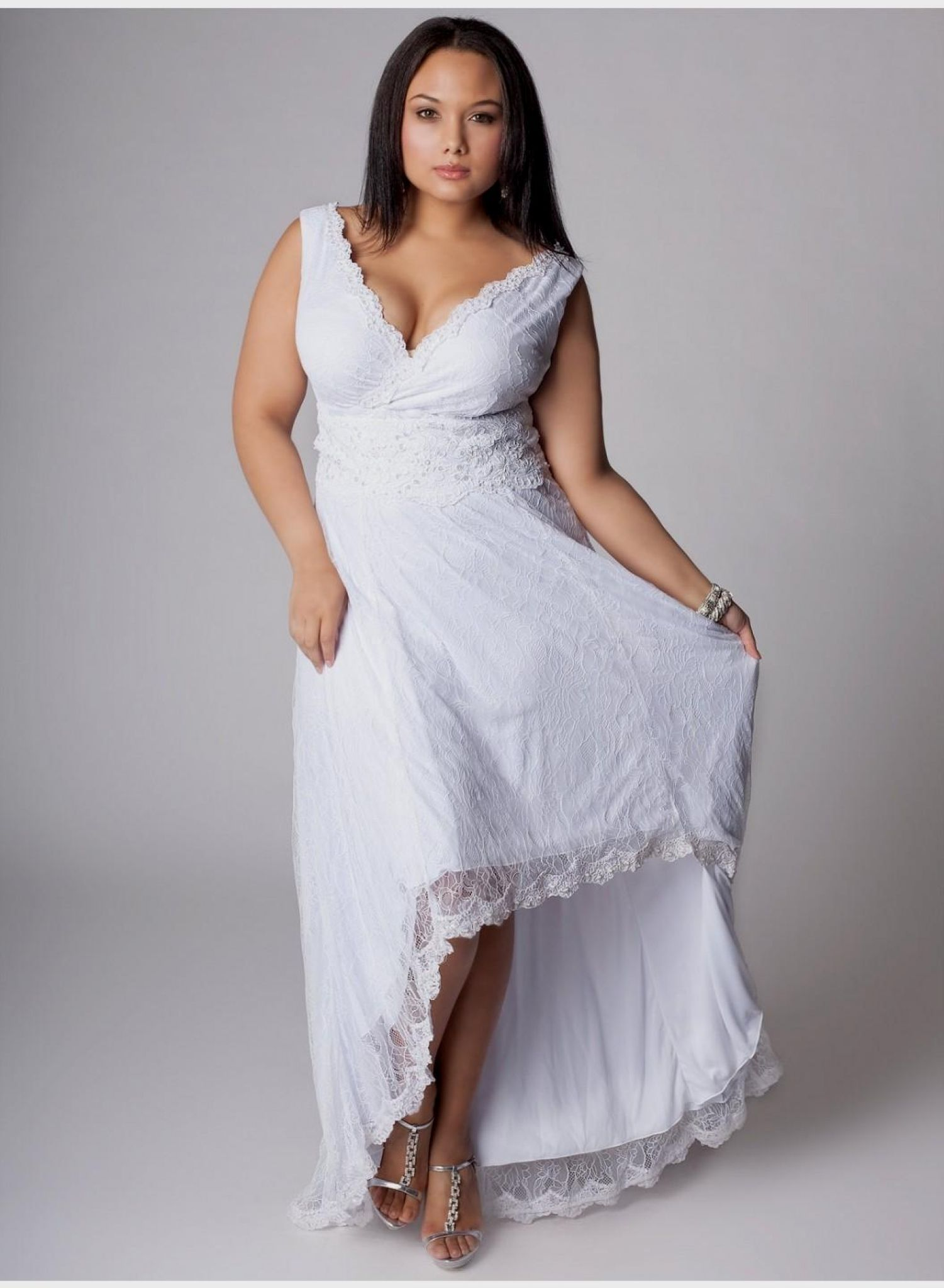 Casual wedding dresses for plus size wedding dresses for guests