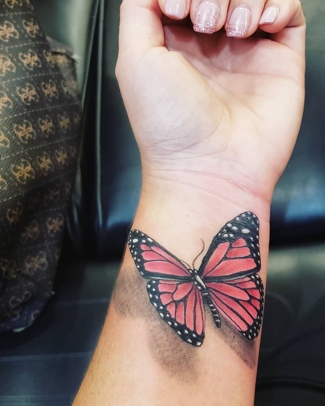 Small cross tattoo ideas for men how long does butterfly tattoo last  page  of   butterfly