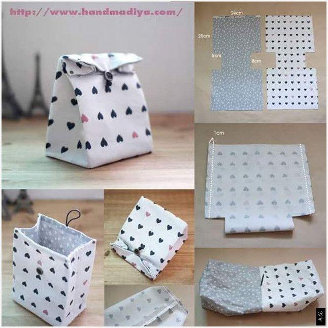 Photo of #quadrat #kosmetische Tasche # nähen # Schritt # Schritt