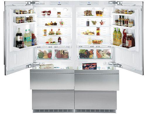 Liebherr Almo Appliances Kitchen Refrigerator Refrigerator Eclectic Kitchen