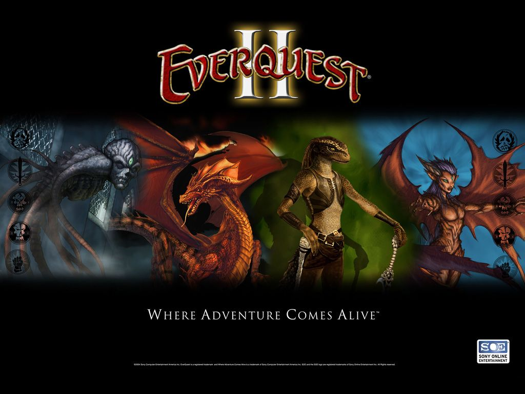 Everquest 2  Great player base  Very mature crowd