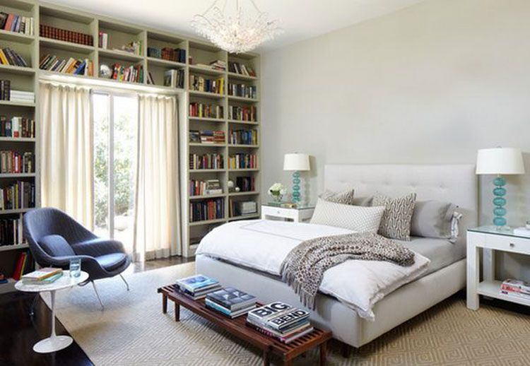 62 Idee di Design per le Librerie della vostra Casa | Camera ...