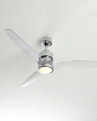52 Sonet Chrome Ceiling Fan Br