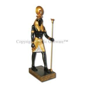7721 Ra Statue #7721 | God Figurines | Statue, Figurines, Ham