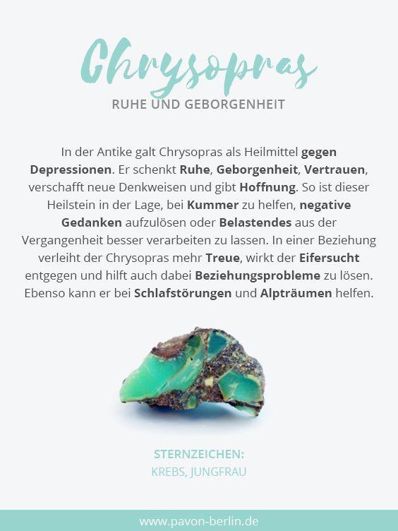 Chrysopras #crystalhealing
