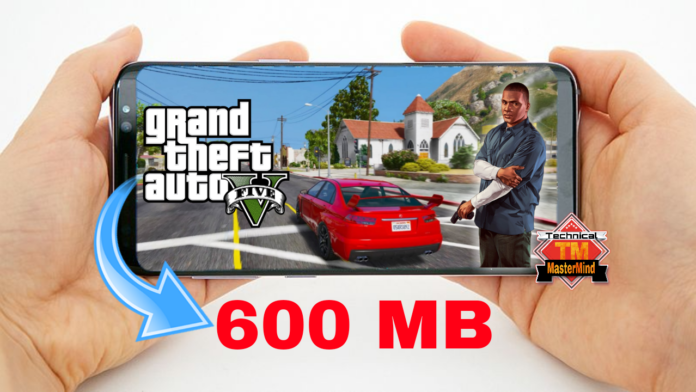 Gta 5 Full Game In 500 Mb Without Verification In 2020 Gta V