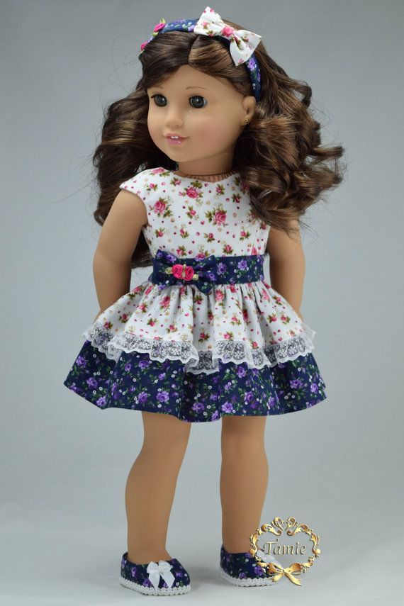American Girl Doll Clothes Quot Special Occasion Ooak 3