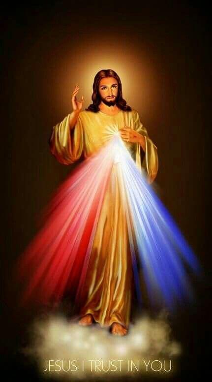 Feliz fiesta de JESÚS DE LA MISERICORDIA...